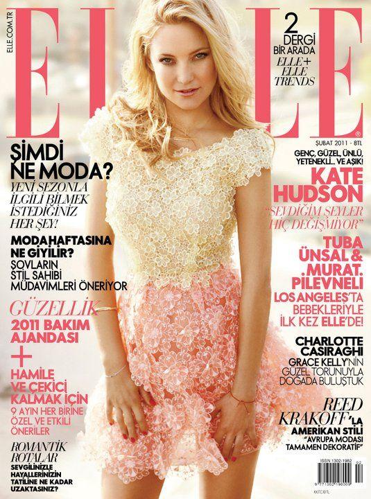 Romantyczne okładki Kate Hudson