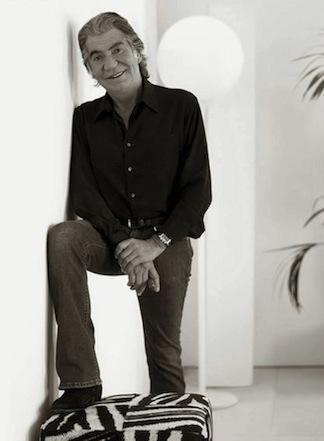 Roberto Cavalli bloguje