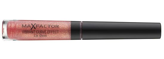 vibrant curve effect lip gloss