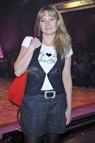 Bluzeczka Anny Guzik