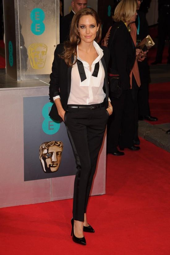 Parada gwiazd na rozdaniu nagród BAFTA 2014
