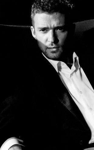Justin Timberlake dla Givenchy