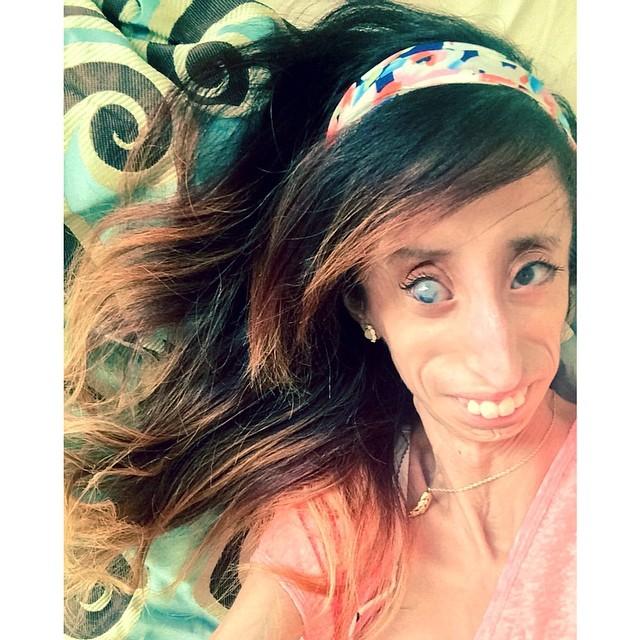 Poznajcie Lizzie Velasquez