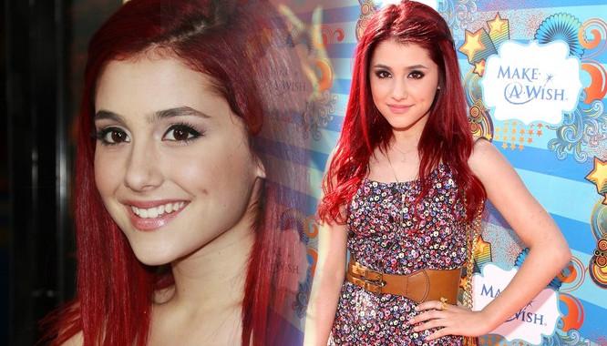 Ariana Grande i jej wielka metamorfoza