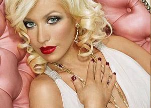 uroda, kosmetyki, kosmetyczki gwiazd, gwiazdy, christina aguilera, makijaż