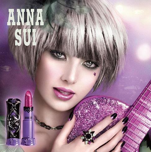 Wiosenna szminka od Anny Sui