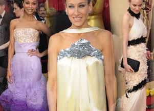 Oskary 2010 - 14 kreacji