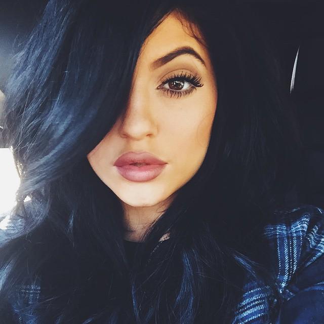 Kylie Jenner na Instagramie