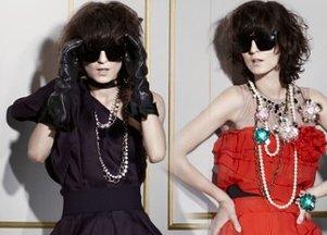 Pełen damski lookbook Lanvin dla H&M (FOTO)