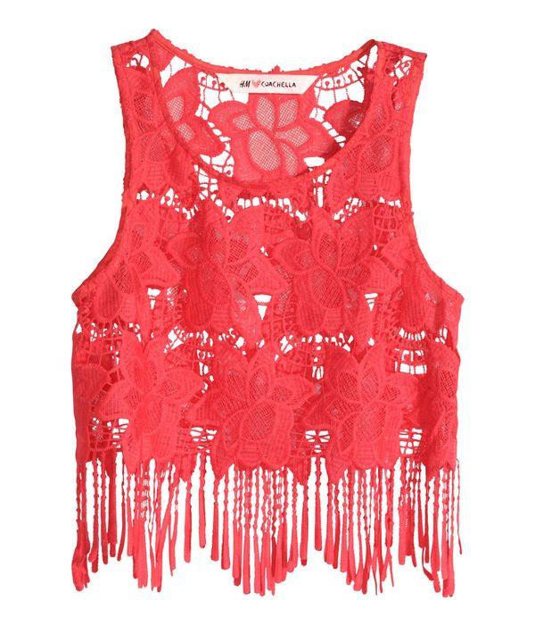 H&M oraz ubrania i dodatki dedykowane na festiwale (FOTO)