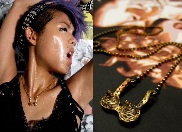 Biżuteria inspirowana gwiazdami popu