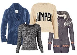 Ciepłe swetry - przegląd sklepów (FOTO)