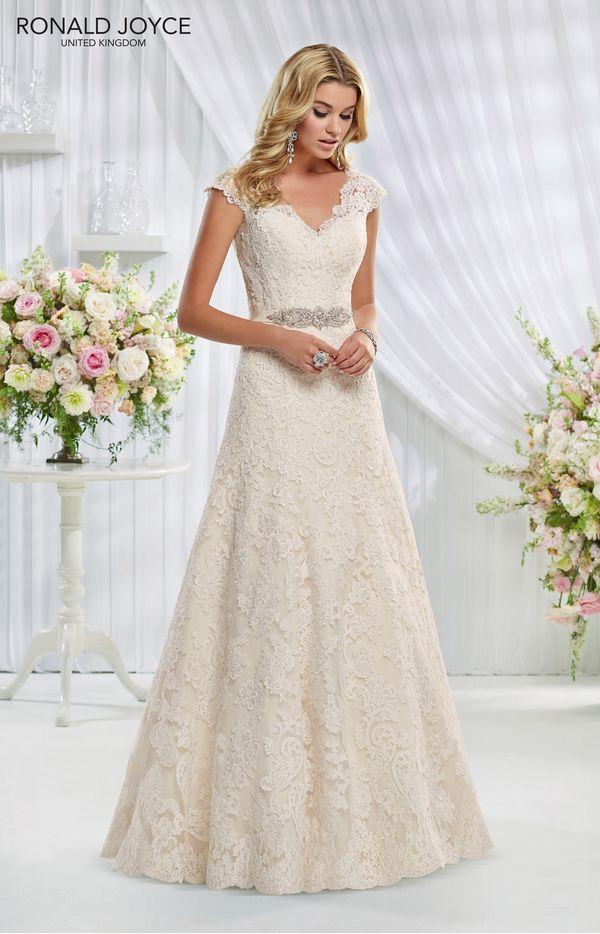 Kolejna dawka mody ślubnej - Ronald Joyce (FOTO)
