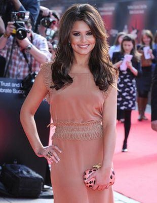 Cheryl Cole w sukni Sass&Bide (FOTO)