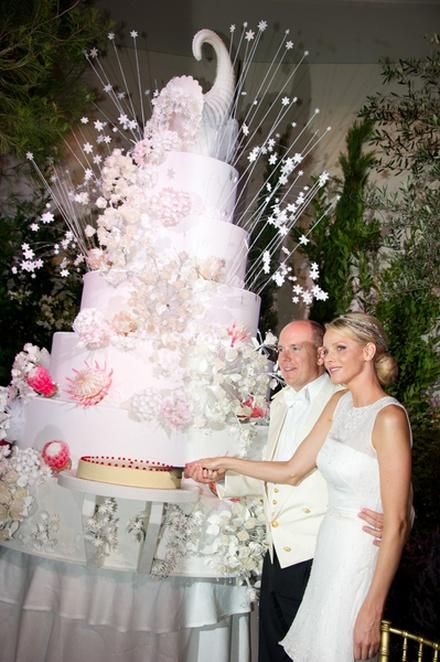 Ślub i wesele Księżnej Charlene i Księcia Alberta