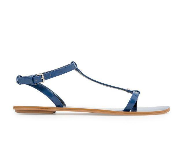 Sandałki na płaskiej podeszwie - przegląd oferty Mango