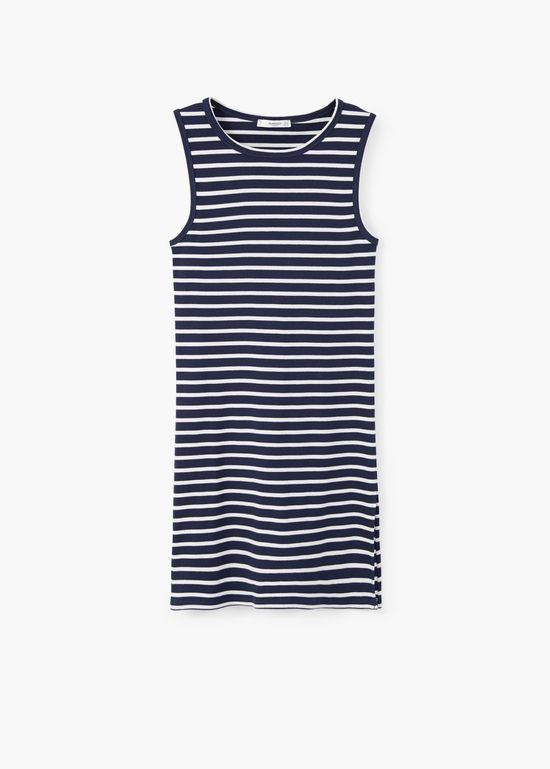Mango Styl Marynarski - Kolekcja na lato 2016 z marynarskimi akcentami