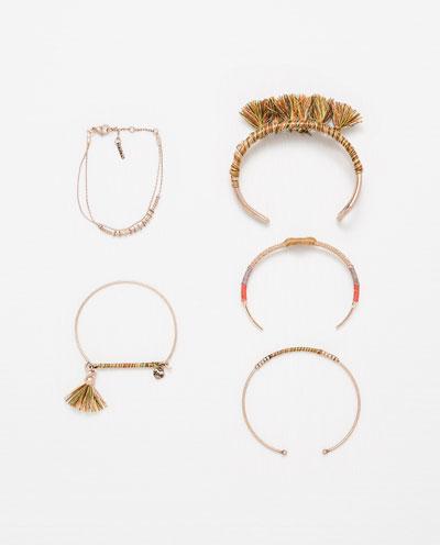 Zara Trends Boho -