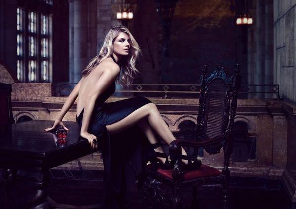 Melanie Laurent w kampanii Diora