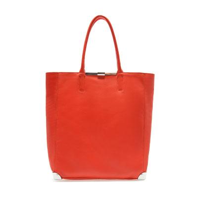 Zara kolorowe torebki wiosna-lato 2013