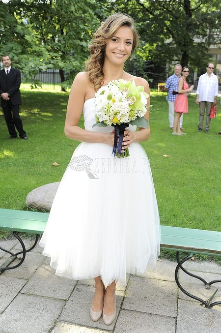 Suknie ślubne polskich celebrytek