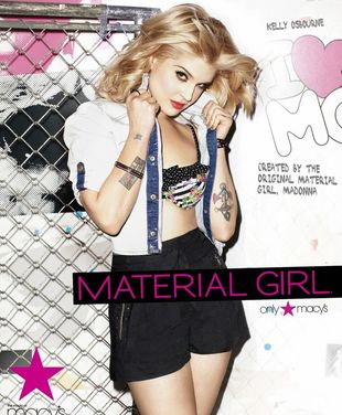 Kelly Osbourne - nowa Material Girl
