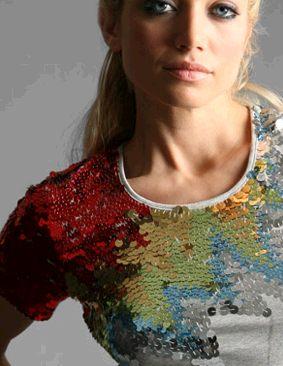 moda, sukienki, tuniki, alexander mcqueen, ubrania, cekiny, aplikacje, inspiracje