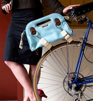 Bądź stylowa na rowerze