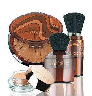 uroda, kosmetyki, makijaż, nowości kosmetyczne, pudry, kosmetyki mineralne, artdeco, pudry brązujące