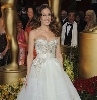 Sarah Jessica Parker w bajkowej sukni