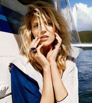 Anja Rubik najpopularniejszą modelką ubiegłego roku