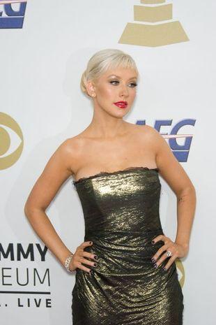 Christina Aguilera na Grammy