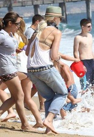 Gwen Stefani i Jennifer Garner prywatnie