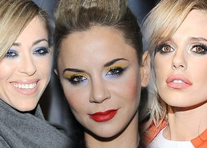 Oskary Fashion - makijaże i fryzury