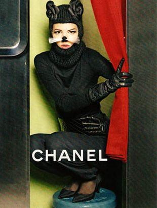 Freja Beha Erichsen dla Chanel