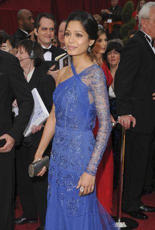 Freida Pinto zachwyciła w sukni od Galliano