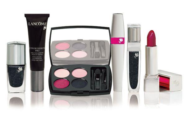 Pink Irreverence - wiosenny makijaż Lancome