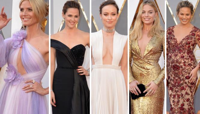 Stylizacje gwiazd na rozdaniu Oscarów 2016 (FOTO)