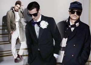 Lanvin dla H&M - kolekcja męska (FOTO)