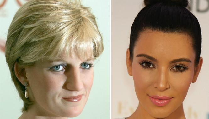 Co Kim zawdzięcza Dianie? Gdyby nie księżna, celebrytka nie byłaby sławna?