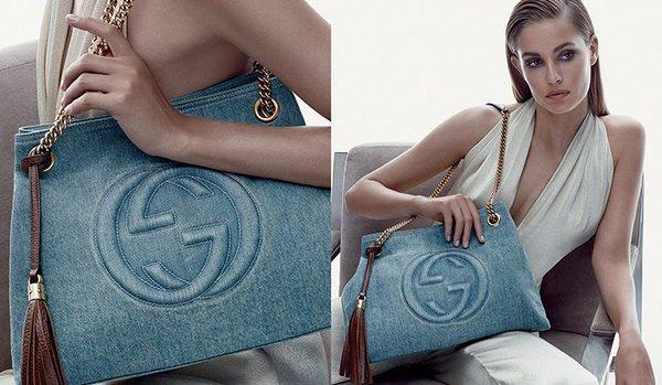 Kampania akcesoriów z kolekcji Gucci Cruise 2014