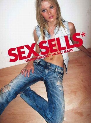 Diesel i jego seksowna kampania
