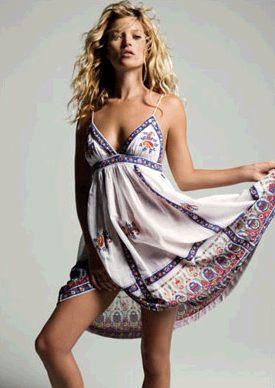 Nowa kolekcja Kate Moss dla TopShop