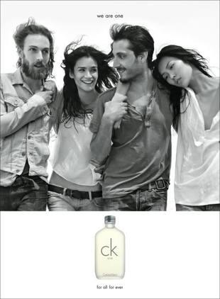 Calvin Klein One - już nie tylko perfumy