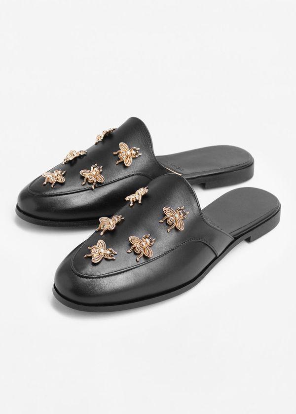 Podobają Ci się klapki od Gucci? Mango wychodzi fashionistkom na przeciw!