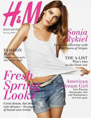 Jeans w kolekcji H&M
