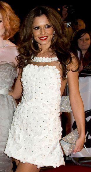 Cheryl Cole najlepiej ubraną kobietą showbiznesu