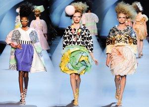 Feeria barw w kolekcji Diora (FOTO)