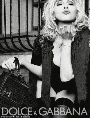 Madonna projektuje dla nastolatek