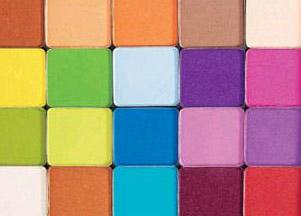 Kolorowe kosmetyki na lato
